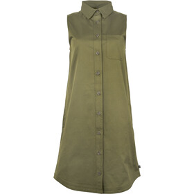 United By Blue Pinnacle Commuter Dress Dam olive